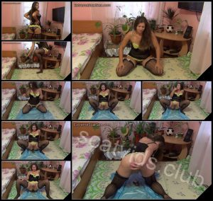 [ExtremeScatSex com] Scat At Home – 6