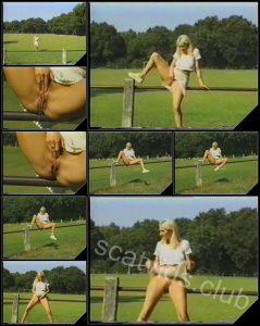 [Fanny Steel] Piss In The Yard