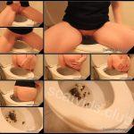 [TheNewGirlsPooping com] Magdalena Toilet Tilt HD