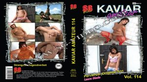 Kaviar Amateur 114  [SG-Video] [Scat, Solo, Amateur, Outdoor, HDRip]