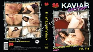 Kaviar Amateur 118 [SG-Video] [Scat, Piss, Solo, Amateur, HDRip]