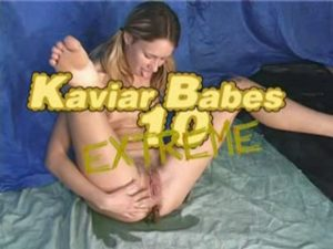 Kaviar babes 10 extreem [Alex Oldberg – A Pink Orange Production] [DVDRip]