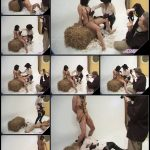 [Chris-Extreme net]  Behind The Scene-Dirty Lesbian Love [Scat, Human Toilet, Shit Eating]