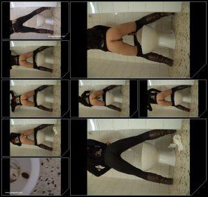 [JoyAngeles com] Tanalia2 [Scat, Pooping, Farting, Peeing, Toilet, Solo]