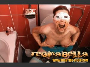 [Hightide-Video com] Regina Bella – Private Clips Vol  2 [Scat, Pissing, Enema, Fisting, Masturbation]