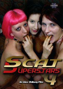 Scat Superstars 4 [X-models] [scat, Lesbian, Party]