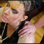 [Lezpoo com] Honey and Jolene in Lesbian Enema Shit Eating [ Scat, Pissing, Lesbian, Masturbation, Enema, Puke, Vomit, Human Toilet, Fetish]