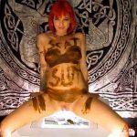 [ScatShop] - Abigail Dupree - Scat Slut [ Scat, Shitting, Masturbation, Toy, Amateur]