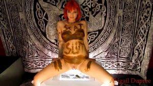 [ScatShop] – Abigail Dupree – Scat Slut [ Scat, Shitting, Masturbation, Toy, Amateur]