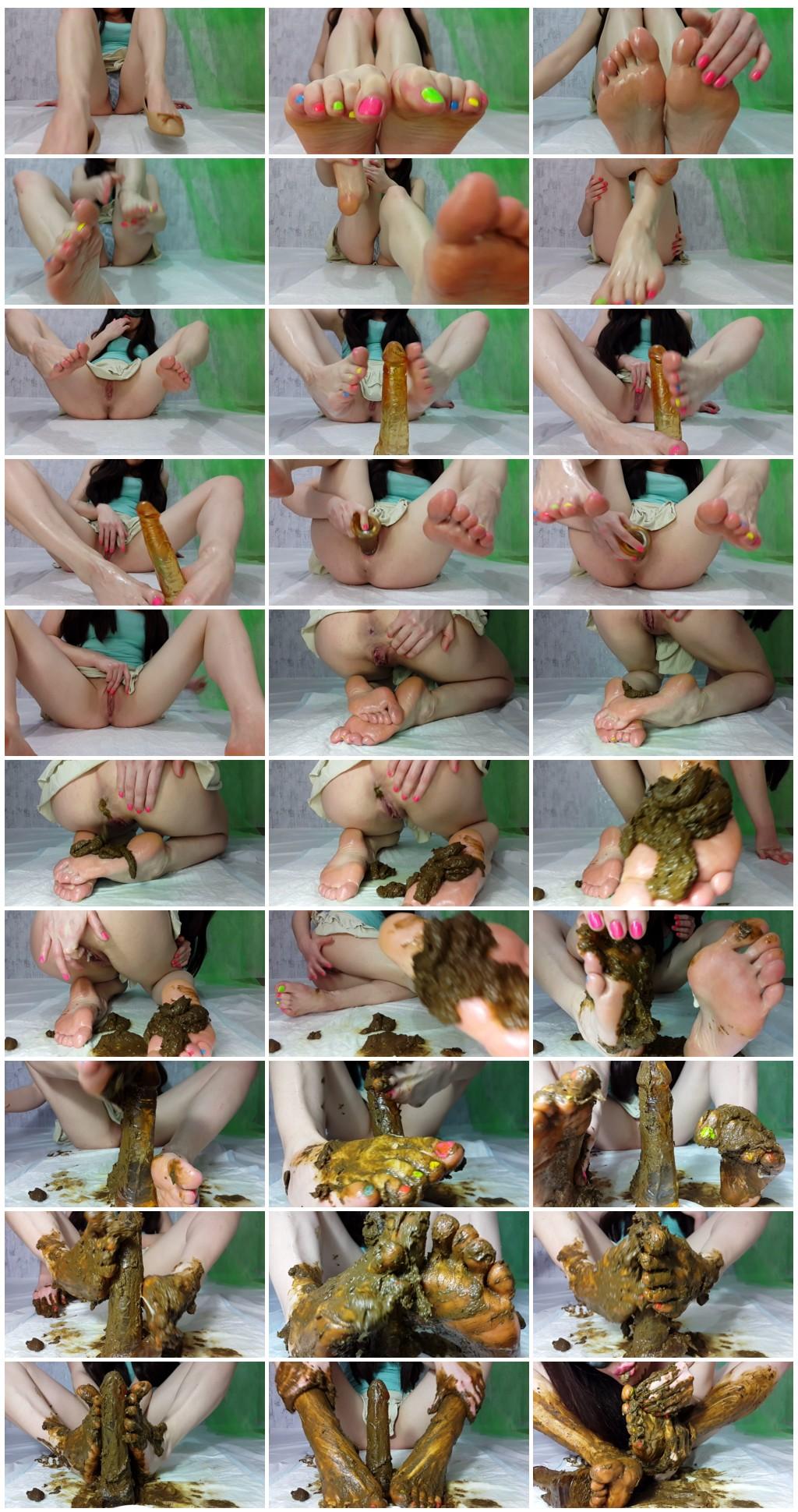 Scatshop.com Anna Coprofield My feet receive a portion of shit part 1 Dildo Poop Videos Scat Smearing thumb - [Scatshop com] Anna Coprofield - My feet receive a portion of shit part 1 [Dildo, Poop Videos, Scat, Smearing]
