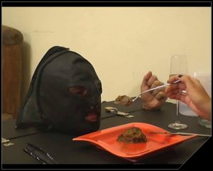 [miss-larissa com] Miss Larisa dinner with  [scat, domination, femdom, pee]
