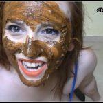 [DiosaSusi com - ScatShop com] Diosa Susi  My face with shit and masturbation  [Scat, Pissing, Masturbation, BBW, Dildo]