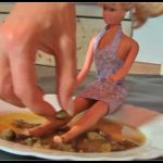 [Lady-Kalida com - Femdom-Theater com] Lady Kalida  Barbie s Scat Party  [Femdom, Scat, Pissing, Vomit, BDSM, Facesitting, Trampling, Enema, Spitting, Whipping, Humiliation]