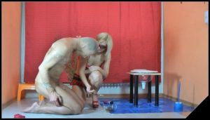 [Lady-Kalida com – Femdom-Theater com] Lady Kalida  Bloody Sunday  [Femdom, Scat, Pissing, Vomit, BDSM, Facesitting, Trampling, Enema, Spitting, Whipping, Humiliation]