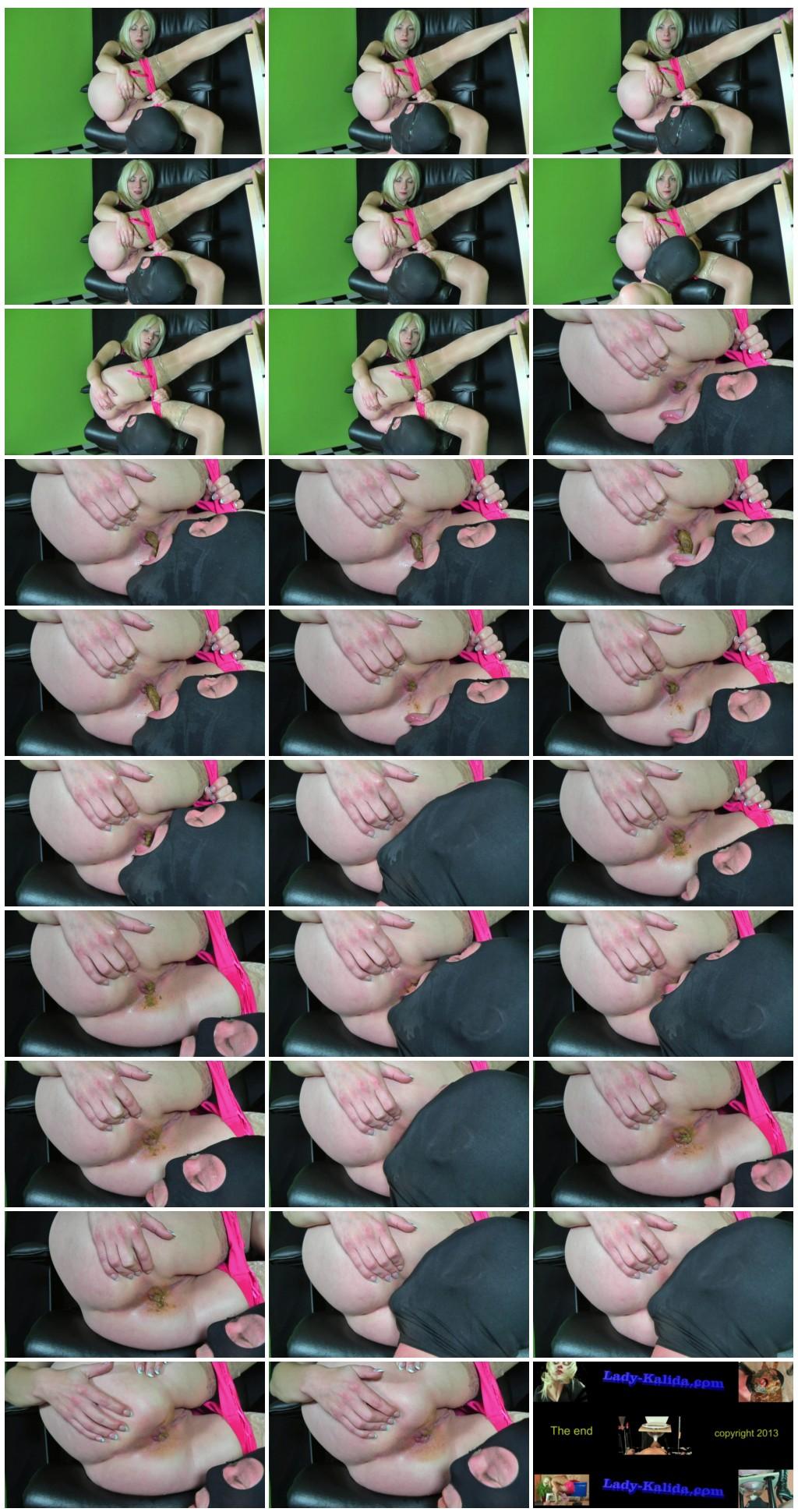 Lady Kalida.com Femdom Theater.com Lady Kalida. Colon Extention Femdom Scat Pissing Vomit BDSM Facesitting Trampling Enema Spitting Whipping Humiliation thumb - [Lady-Kalida com - Femdom-Theater com] Lady Kalida  Colon Extention [Femdom, Scat, Pissing, Vomit, BDSM, Facesitting, Trampling, Enema, Spitting, Whipping, Humiliation]