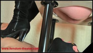 [Lady-Kalida com – Femdom-Theater com] Lady Kalida  The Human Toilet – Overflow [Femdom, Scat, Pissing, Vomit, BDSM, Facesitting, Trampling, Enema, Spitting, Whipping, Humiliation]