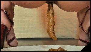 [Lady-Kalida com – Femdom-Theater com] Lady Kalida Eat all off the plate [Femdom, Scat, Pissing, Vomit, BDSM, Facesitting, Trampling, Enema, Spitting, Whipping, Humiliation]