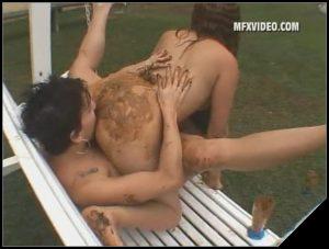 MFX-1344 Extreme Diarrhea Maniacs [Marco Villanova, Mfx-Media] [ Scat, Lesbians]