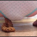 [ScatShop com - YezzClips com] PooAlina Dirty Alina Pooping in Panties   [ Scat, Piss, Teen, Smoking]