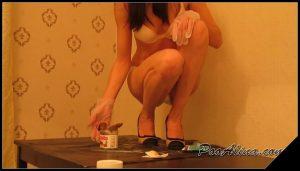 [ScatShop com – YezzClips com] PooAlina Young girl Alina pooping 04   [ Scat, Piss, Teen, Smoking]