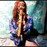 [Scatshop com] SweetBettyParlour – Giant Shitty Dildo Massacre  [ Scat, Shitting, Amateur, Masturbation,  Extreme, Fetish]