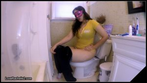 Shove Your Face Down My Toilet – LoveRachelle2[ Toilet Slavery]t