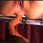 Mistress Diana Scat Spitting