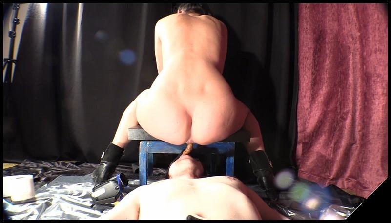 Mistress Diana Scat. Toilet Slavery POV