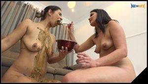 New kind of blackjack – NewMFX  [Nicole, Saori Kido, new lesbian scat]