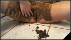 Messy Alabama – PipeLayersUnion- New Scat Solo Girl, Best Big poop