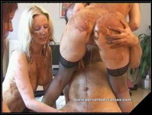 PervertedScatSex 3