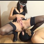Shit smothering HD version – Mistress Emily[scatting domination, femdom scat]