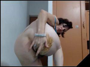 [Chaturbate] ISAHOTX maryluminosa SCAT Shows – IsahotX Mature Dirty Latina 1