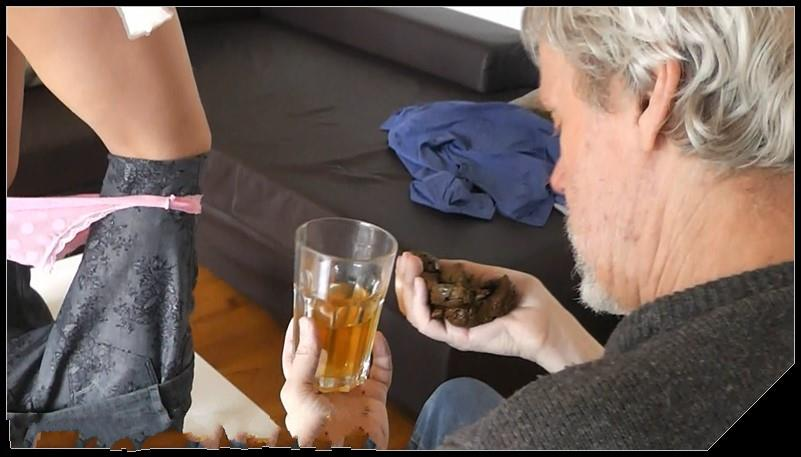 Brown.Peeing Ladies Princess Nikki A Huge Load Of Shit cover - Brown Peeing-Ladies - Princess Nikki - A Huge Load Of Shit