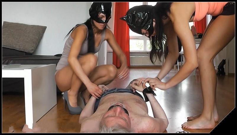 Brown.Peeing Ladies Scat Cats Eat Shit Slave 1 cover - Brown Peeing-Ladies - Scat Cats - Eat Shit Slave 1