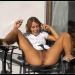 Brown Peeing-Ladies - Princess Nikki The Call
