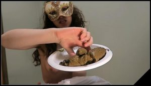 LoveRachelle2 – LoveRachelle2 s Scat-Scapades – Hand Feeding You My Shit