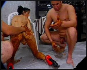 Scat-Bang Bessy 03[Scat, shit ,Pissing,defecation,scat sex, shit sex,Groups-Couples,Smearing,masturbation,oral sex, scat games,lick ass,dirty scat orgies]