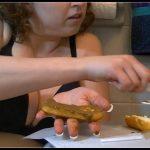 Scat Goddess Amanda - Scat Filled Twinkie