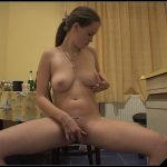 Solo Scat Girls Karola [Scat solo,shit,defecation,masturbation]