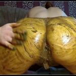 Homemade Scat Video - Lesbian Anal Love 4[Scat, shit,defecation, Smearing,masturbation,eat shit ]