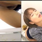 Awkward Farting at office 3-03[Scat solo, shit, defecation, pissing, farting]