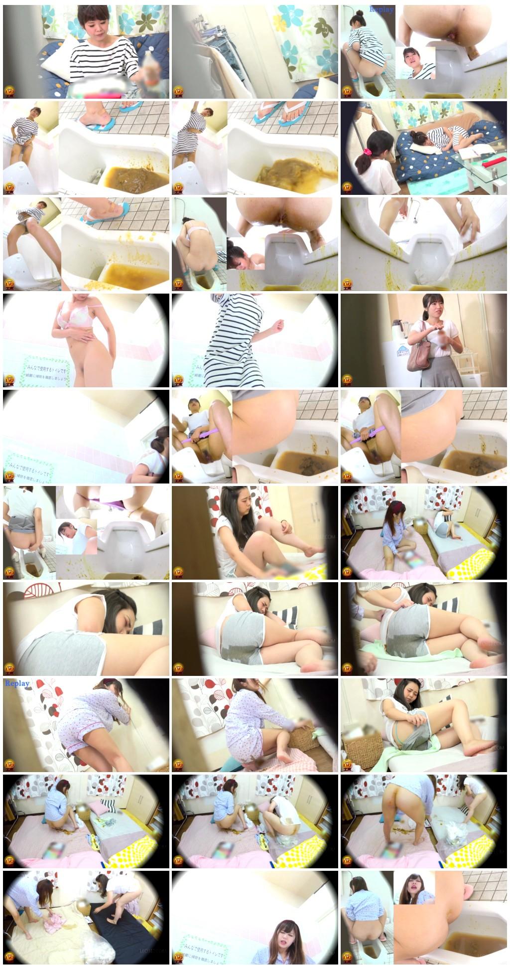 Girls Dormitory Diarrhea Story-319-01