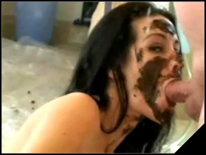 Hollywood Scat Amateurs 33[Scat sex,  smearing, oral sex, masturbation,]toilet slavery, lick ass, eat shit , shitty ass,enema]]