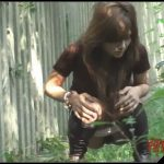 Jade Filth – F15-03 – Assaulted After Caught Pissing Or Pooping-13[Scat , shit, defecation, pissing]