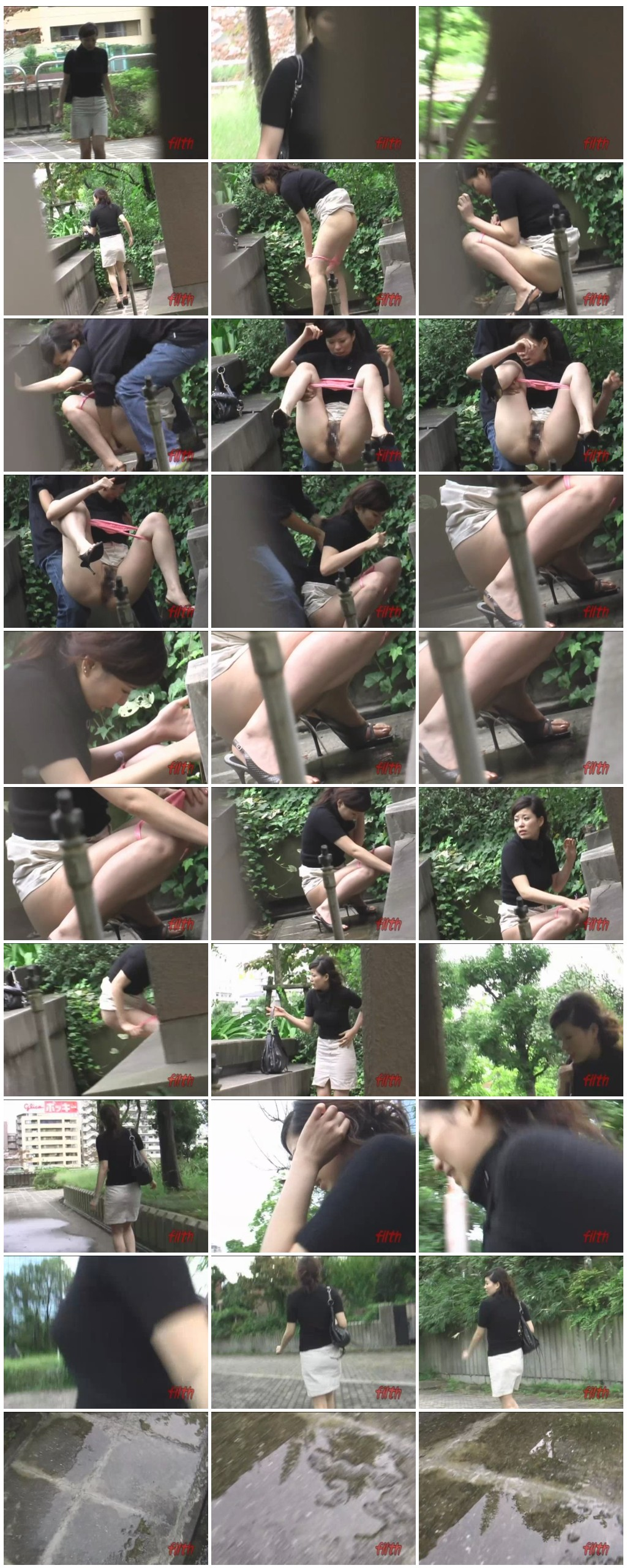 Jade Filth F15 03 Assaulted After Caught Pissing Or Pooping 15 Scat solo shit defecation pissing farting thumb - Jade Filth - F15-03 - Assaulted After Caught Pissing Or Pooping-15 [Scat solo, shit, defecation, pissing, farting]