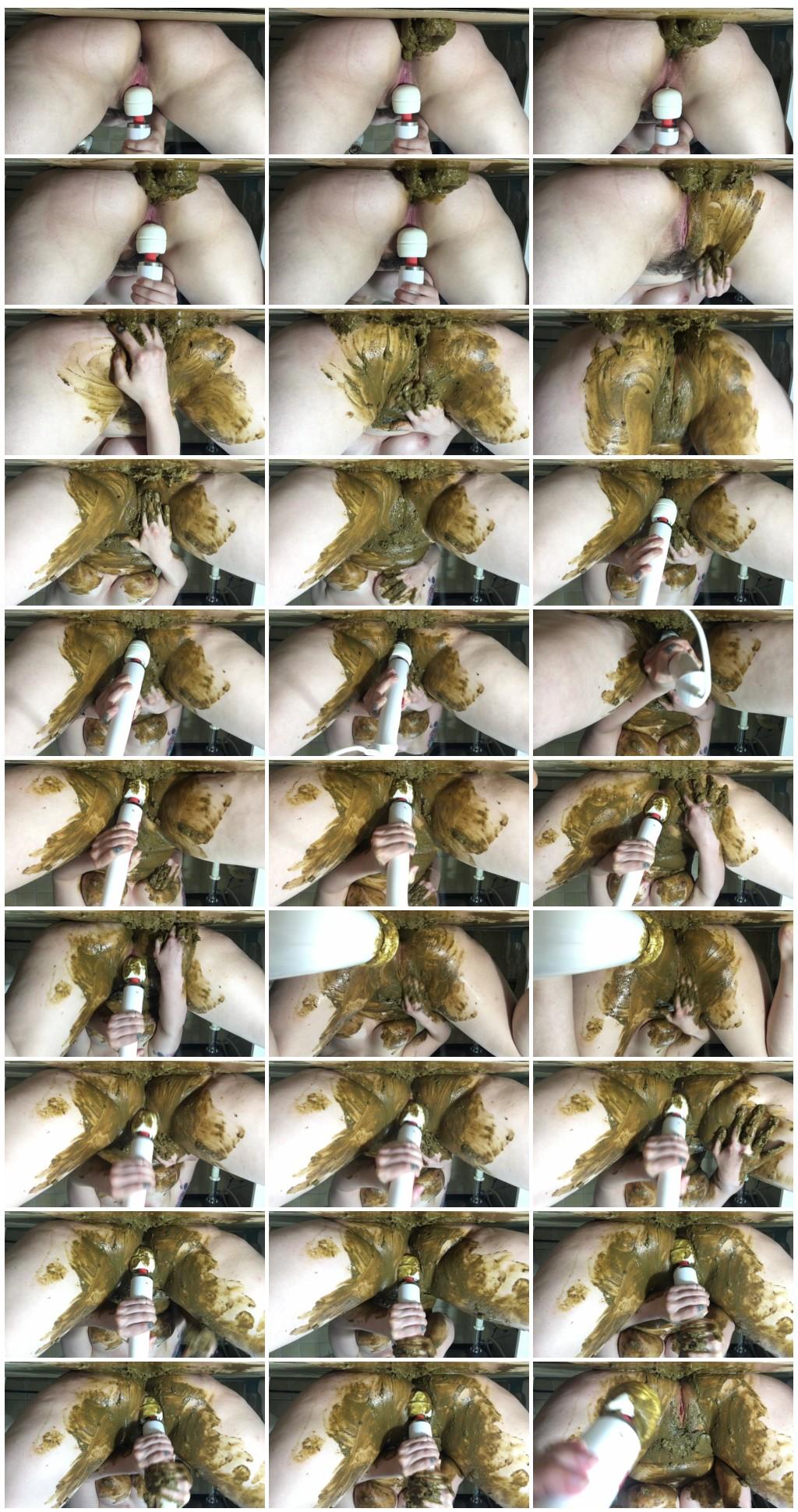 ChubbiBunni Poop Play Masturbation Scat shit defecation pissing Smearing Masturbation Dildo masturbation thumb - ChubbiBunni - Poop Play Masturbation [Scat, shit, defecation, pissing, Smearing, Masturbation, Dildo masturbation]
