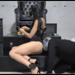 Mistress Gaia 15 [Scat, shit, defecation, Femdom ,Toilet Slavery ,Facesitting, Domination, Eat shit , Humiliations]