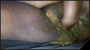 Brown twirley whirley messl-[Scat solo, shit, defecation, , Fisting,  Smearing, Masturbation, Dildo masturbation]