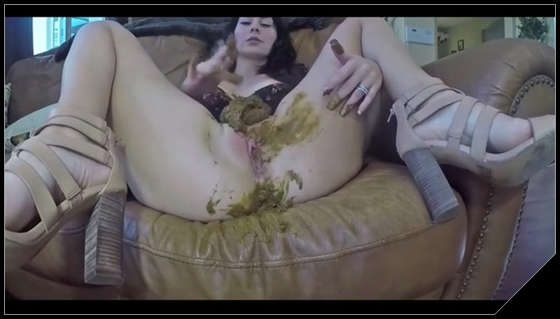 Brunette chick shits and plays Scat solo shit defecationBig Shit Smearing Masturbation cover - Brunette chick shits and plays-[Scat solo, shit, defecation,Big Shit, Smearing, Masturbation]